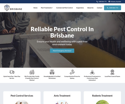 Tom Pest Control Brisbane